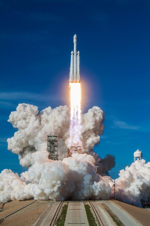 spacex falcon heavy rocket - HD1200×1800